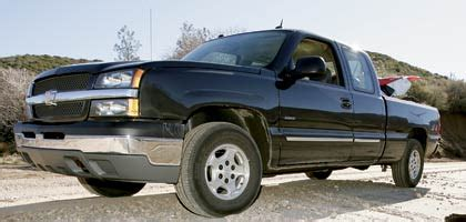 2004 chevrolet silverado hybrid truck price, review, specs