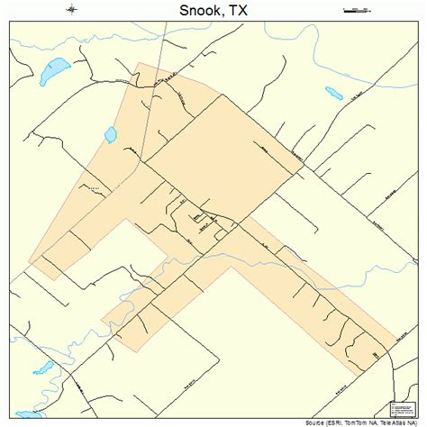 snook texas map snook texas map 4868576