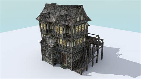house 3d model glenridge hall part 1 youtube merchant s guild building exploration no commentary