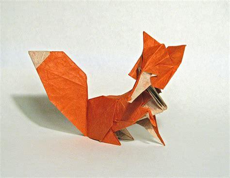 Origami Amazing - origami dog2