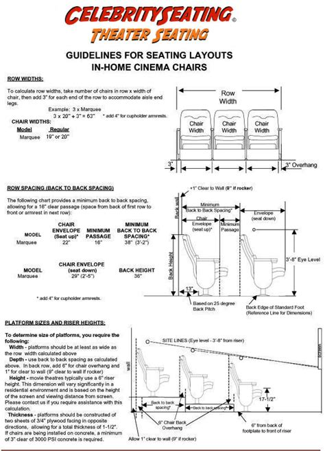 layout row height how to tools home theater seating layout help from