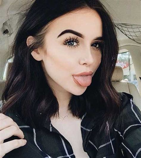 long bob haircut pale skin 20 dark brown bob hairstyles bob hairstyles 2017