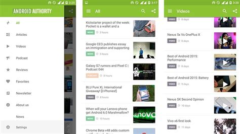 how to make an android app 10 best news apps for android android authority