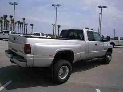 sell used 2001 dodge ram 3500 5 9l v6 cummins diesel 4wd s