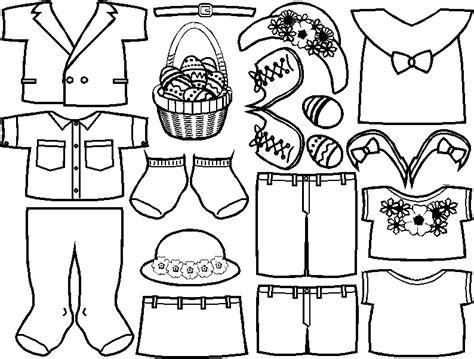 imagenes para colorear ropa dibujos ropas para pintar y colorear