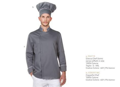 divise di cucina abbigliamento professionale per chef giacche per cuochi
