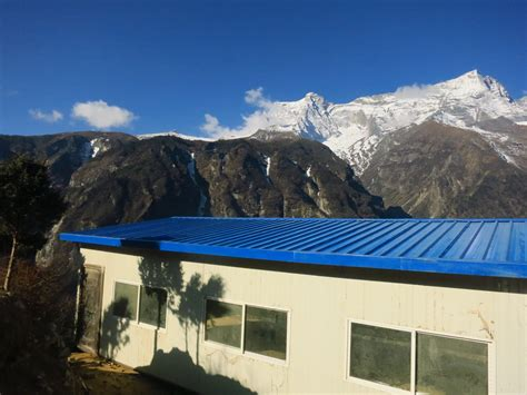 rei funds construction of the relief center in nepal