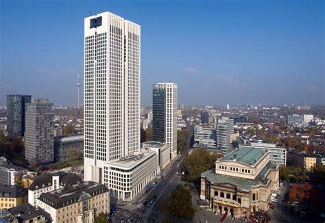 Frankfurt Mba Part Time by Opernturm Frankfurt By Hofmann Naturstein Stylepark