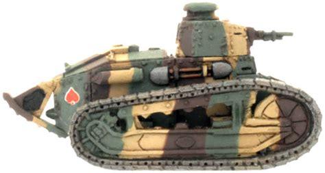 renault f1 tank hobby