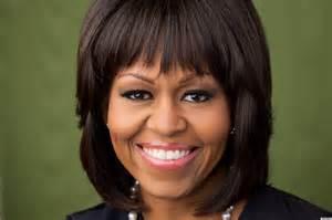 B B Italia Ray Sofa Michelle Obama S Portrait For 2013 Includes Bangs Photos