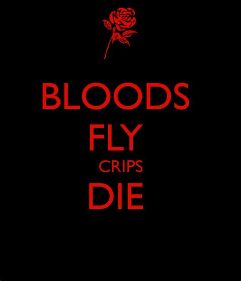 T Shirt Bloods By Link Link Shop bloods fly crips die poster dustin keep calm o matic
