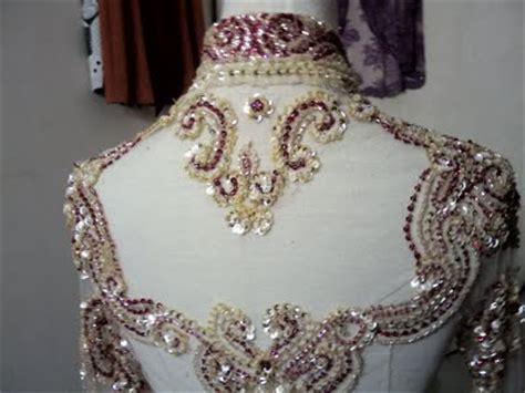 Gaun Pengantin Putih Krem desainer gaun pernikahan