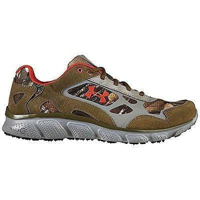 realtree running shoes armour 1246614 camo realtree ap grit road