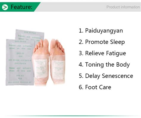 Foot Detox Treatment Reviews by Detox Foot Patches Cleansing Relief Toxins