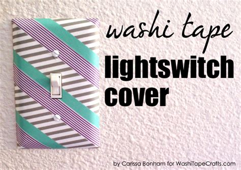 what to do with washi tape easy washi tape switch plates washi tape crafts
