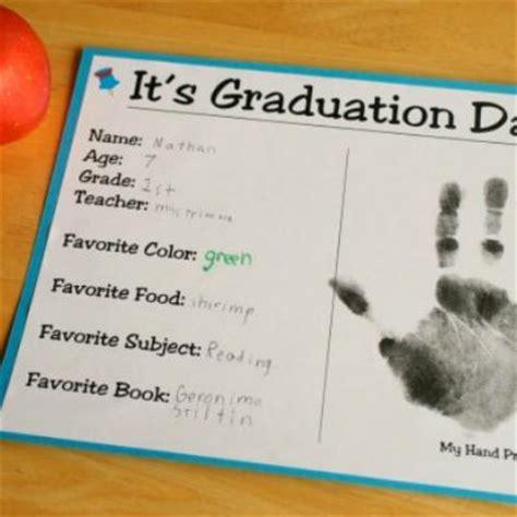 printable toddler graduation certificates printable kids graduation certificate with handprint