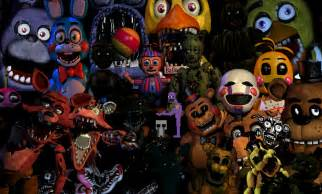 All Fnaf 2 Characters » Home Design 2017
