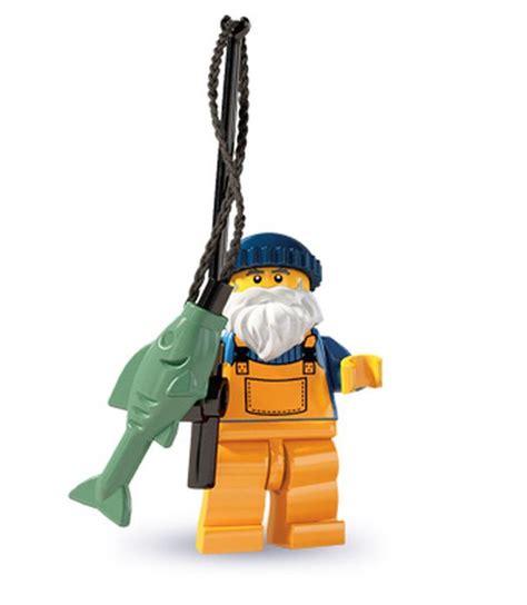 Lego Minifigure Series 5 Fisherman lego minifigures evolution 48 pics