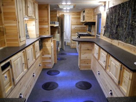 Fishing Cabin Floor Plans by Luxury Ice Fishing Shacks Neatorama