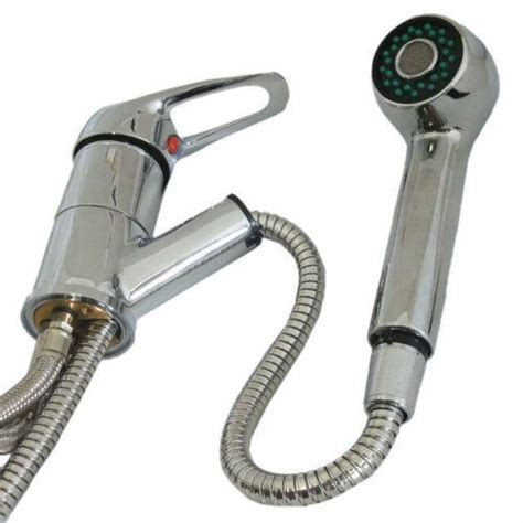 Grohe Kitchen Faucet Replacement Hose by Kitchen Faucet Pull Out Ebay