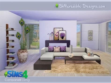 furniture by simcredible custom content the sims resource canelli by simcredible designs