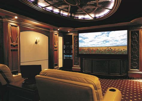 home theater design in dallas