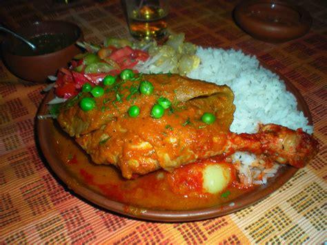 bolivian dishes bolivia food bloggine picante mixto lunatic llama