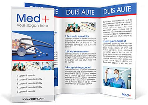 Sle Brochures Templates by Billing Brochure Templates 10 Best Images Of