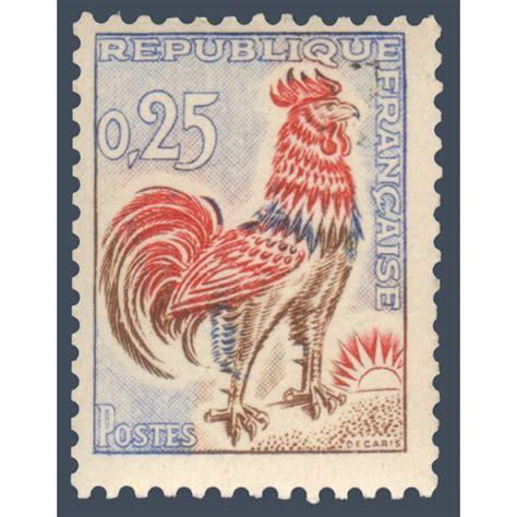 le timbre poste canadien pour timbre poste n 176 1331b coq decaris avec num 233 ro roug