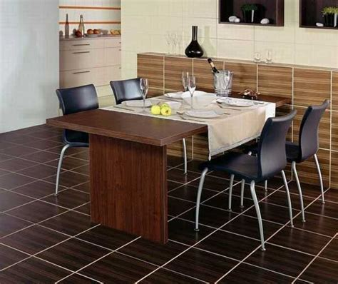 dining room tile 35 modern interior design ideas creatively using ceramic