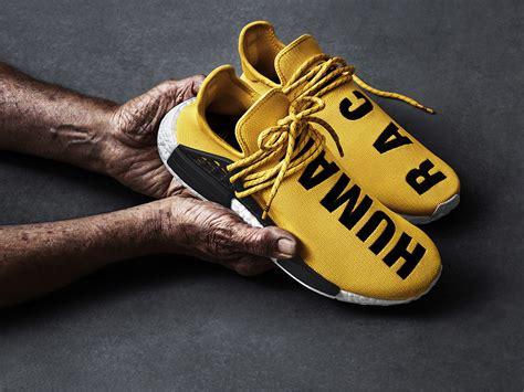 Sepatu Adidas Pharel William Original adidas originals pharrell williams hu nmd urdesignmag