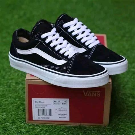 Harga Vans Warna Putih jual sepatu vans warna hitam cek harga di