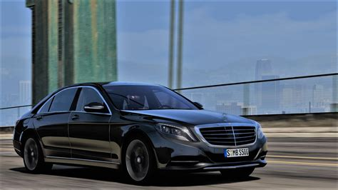 New 2014 Mercedes by 2014 Mercedes S500 L S550 4matic W222 Add On