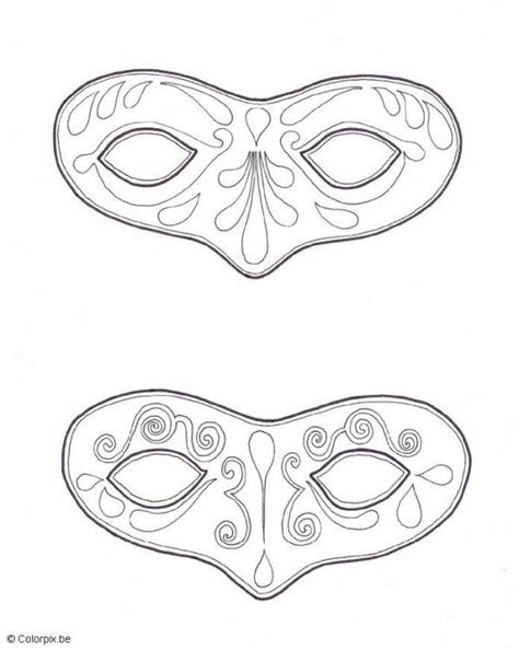 Free Printable Mardi Gras Mask Templates by Mardi Gras Mask Template New Calendar Template Site