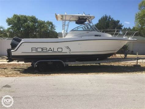 robalo boats for sale jacksonville fl used robalo boats for sale page 3 of 7 boats