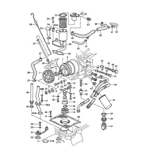 porsche 911 parts diagram porsche 928 parts
