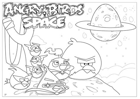 angry birds space coloring pages az coloring pages