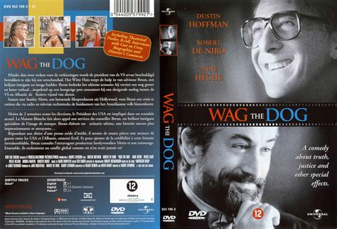wagging the jaquette dvd de wag the v2 cin 233 ma