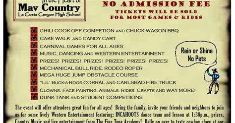 western themed fundraising events high school fundraiser western themed fundraising event