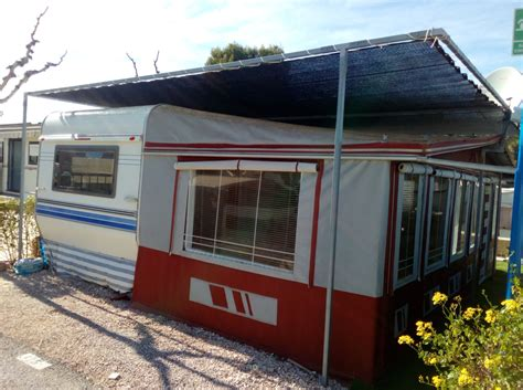 new caravan awnings for sale hobby caravan levooz awning for sale on cing arena blanca csite in benidorm