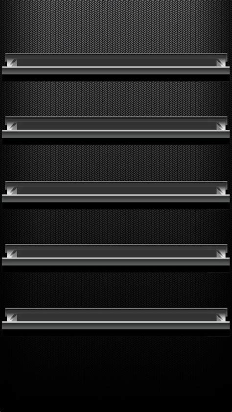 black shelf iphone wallpaper hd