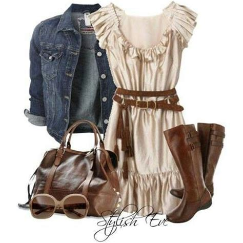 country style clothing country style dress ensemble fashion