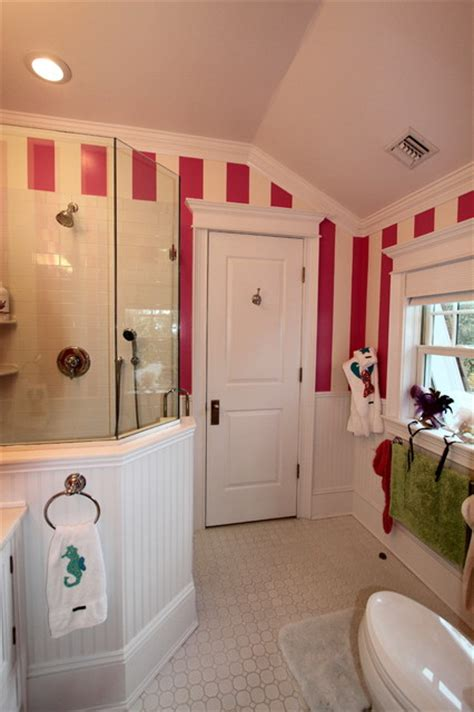 bathroom pic of girl girls bathroom eclectic bathroom new york by