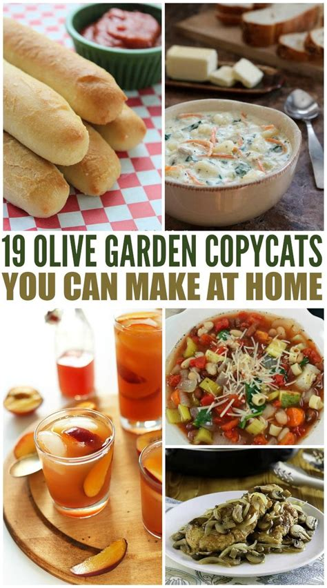 Best Of You From Olive Garden 174 1386 Best Copycat Restaurant Recipes Images On