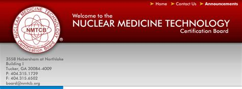 society of nuclear medicine technologist section nuclear medicine schools in houston texas