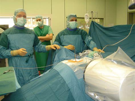 wann op bei bandscheibenvorfall endoskopische entfernung eines bandscheibenvorfall