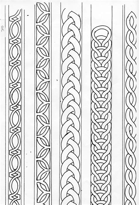 celtic band tattoo celtic band pattern recherche celtic pattern