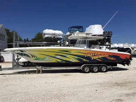 27 ft fountain boats for sale 2004 fountain te power boat for sale www yachtworld