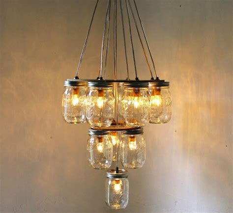 Diy Light Fixtures Ideas From Recycled Materials Diy Lighting