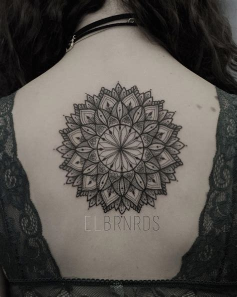 large tattoo designs large back mandala best design ideas